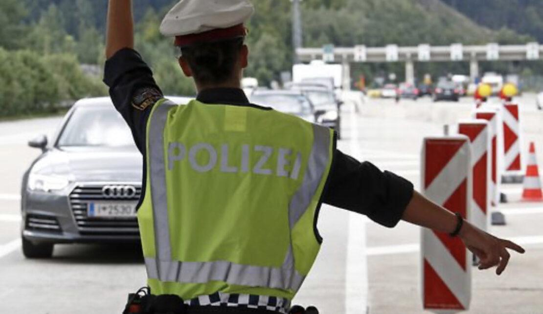 Seit Mitternacht Grenzkontrollen zu Tschechien und Slowakei