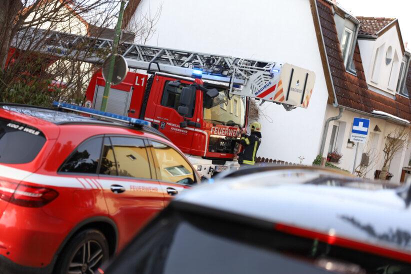 Einsatzkräfte zu Personenrettung nach Wels-Lichtenegg alarmiert