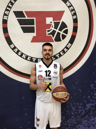 Big-Man Benjamin Blazevic verstärkt die FLYERS bis Saisonende