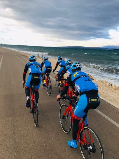 Team Felbermayr fährt auf Trainingslager nach Zadar