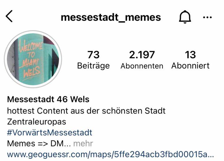 Messestadt Memes
