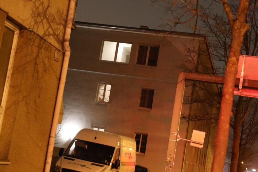Defektes Stiegenhauslicht in einem Wohnhaus in Wels-Innenstadt führte zu Serie an Einsätzen