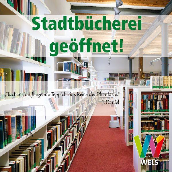 Welser Stadtbücherei