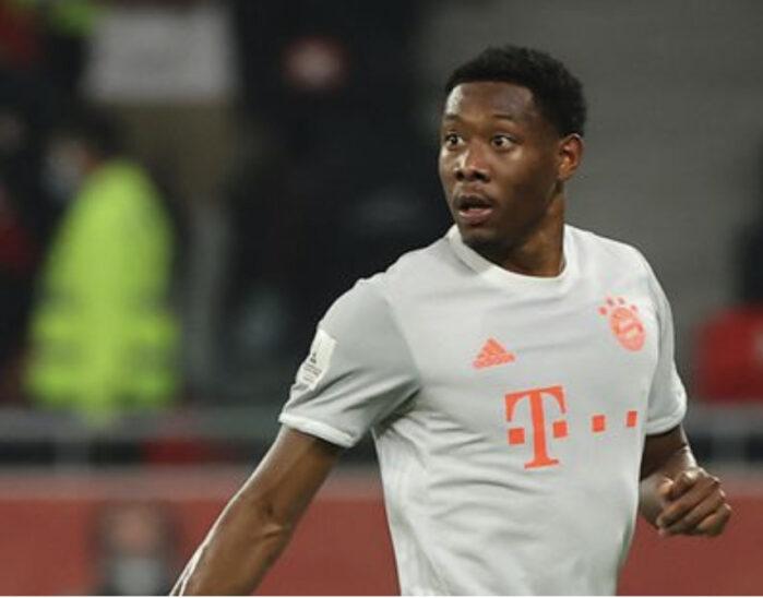 Alaba dürfte heute seinen Bayern-Abschied verkünden