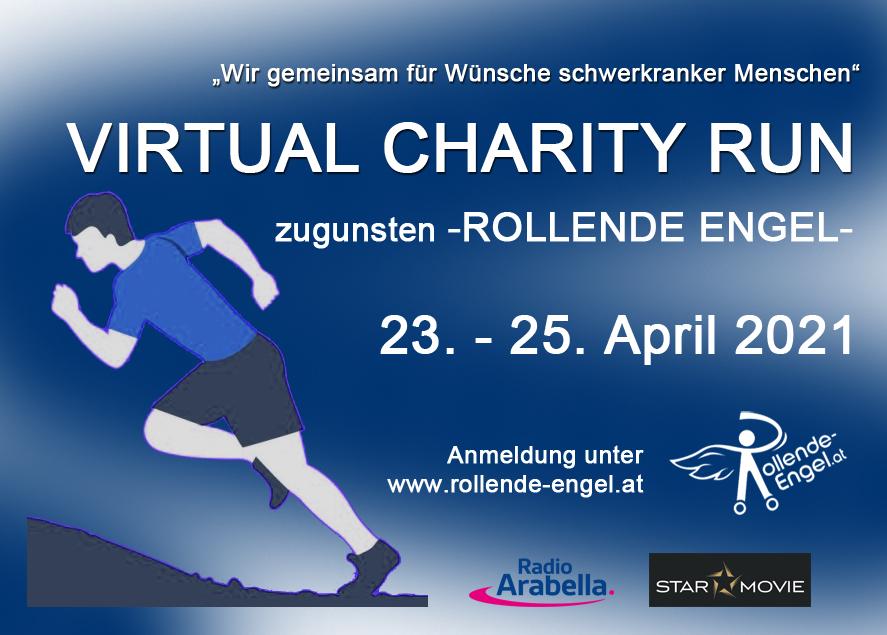 -Rollende Engel Run-, 23. - 25. April 2021