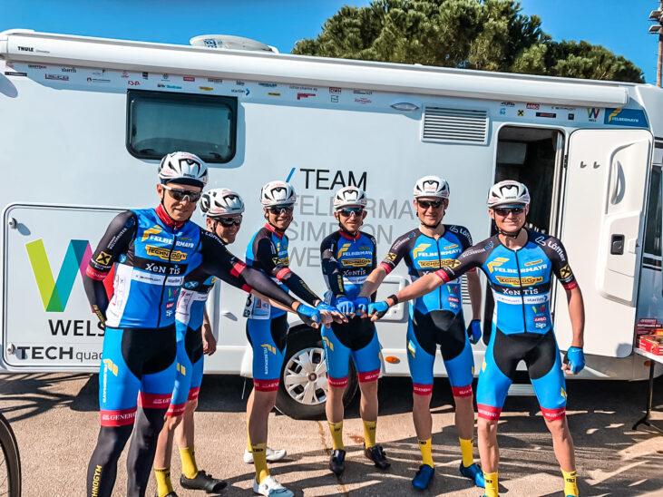 Saisonstart Team Felbermayr Simplon Wels