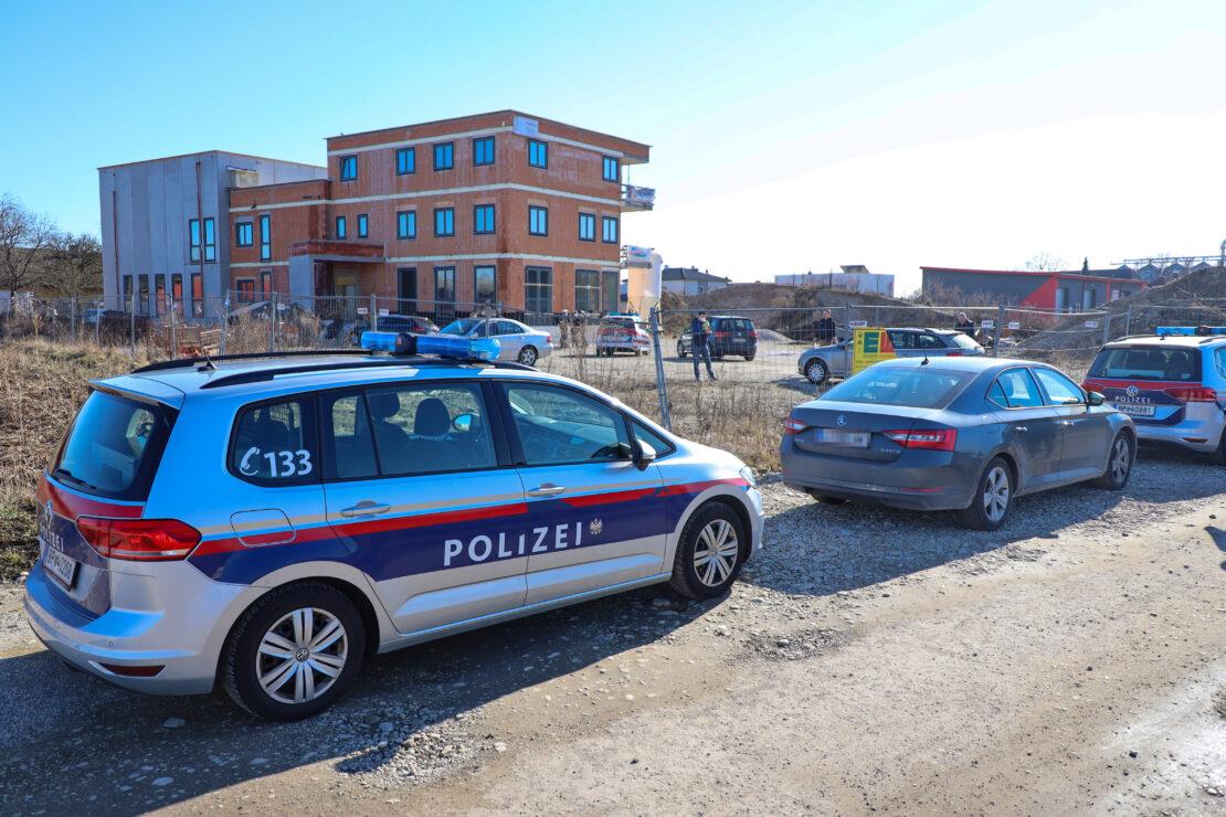 Eröffnung eines Gebetszentrums in Wels-Waidhausen endet mit größerem Polizeieinsatz