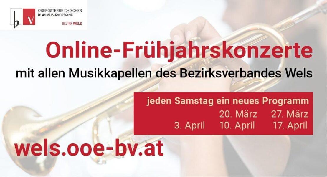 Online Konzerte
