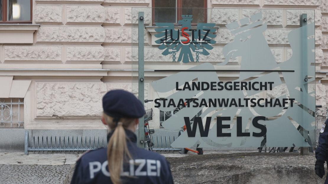 """""""Sonderbehandlung"""" für Prinz Ernst August von Hannover bei Prozessauftakt am Landesgericht Wels"""