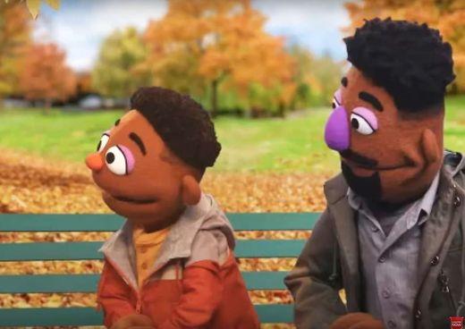 """""""Sesamstraße"""" bekommt zwei schwarze Muppets"""