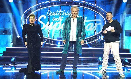 """Gottschalk feiert """"DSDS""""-Premiere und Bohlen plant """"Großes"""""""