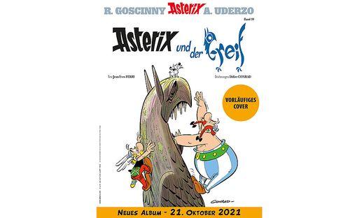 """Neuer """"Asterix""""-Band im Oktober"""