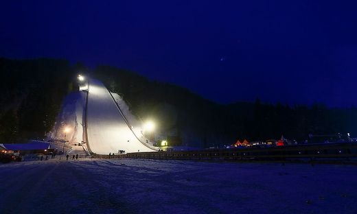 Skiflug-WM 2024 findet am Kulm statt