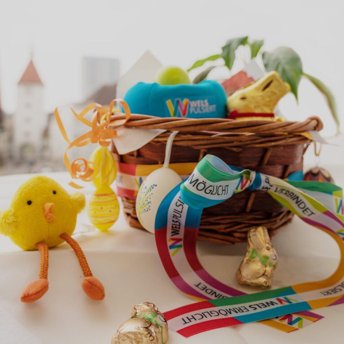Ostern in Wels
