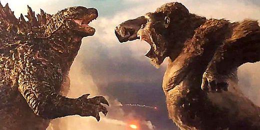 """Godzilla vs. Kong"" erzielt Kinokassenrekord in Pandemiezeiten"