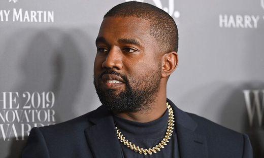Doku-Reihe über US-Rapper Kanye West bei Netflix