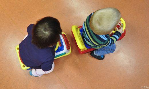 Derzeit kaum Coronatests bei Kindergartenkindern