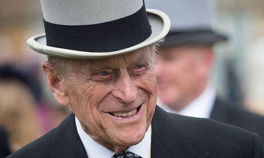 Trauer in Großbritannien: Prinz Philip mit 99 Jahren verstorben
