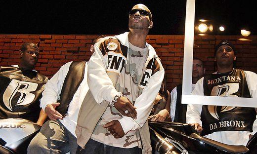US-Rapper DMX im Alter von 50 Jahren gestorben