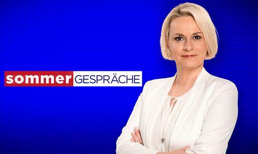 """Debüt für Lou Lorenz-Dittlbacher bei den """"Sommergesprächen"""""""