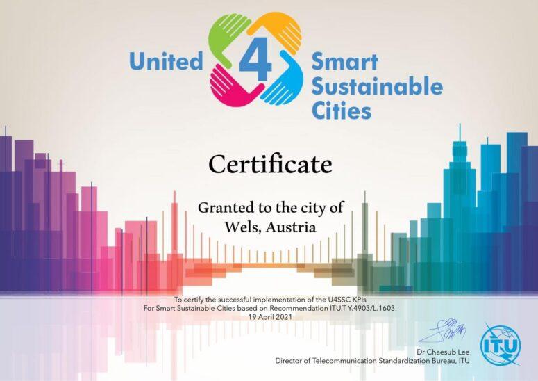 Smart Sustainable City