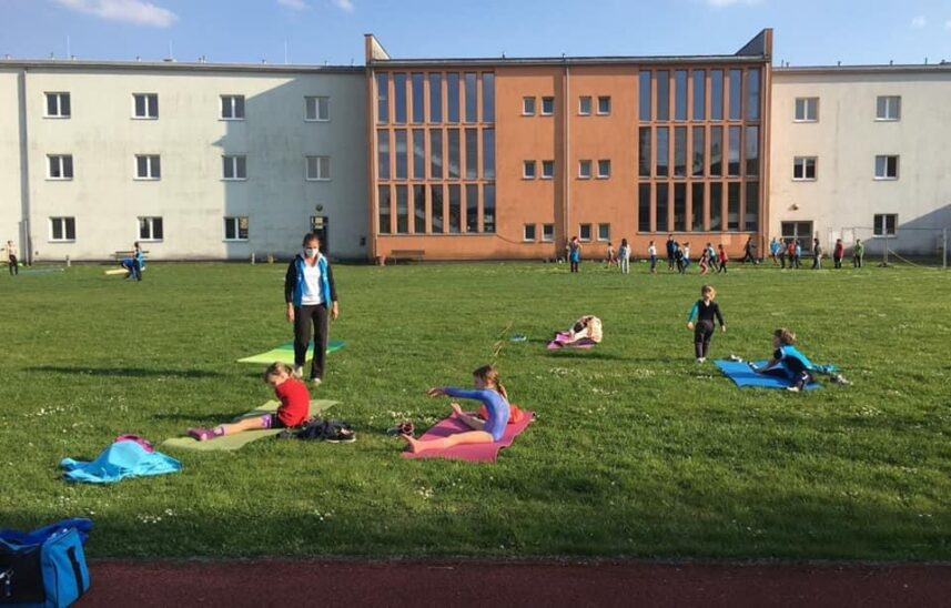 Trainings Start SV Flic Flac