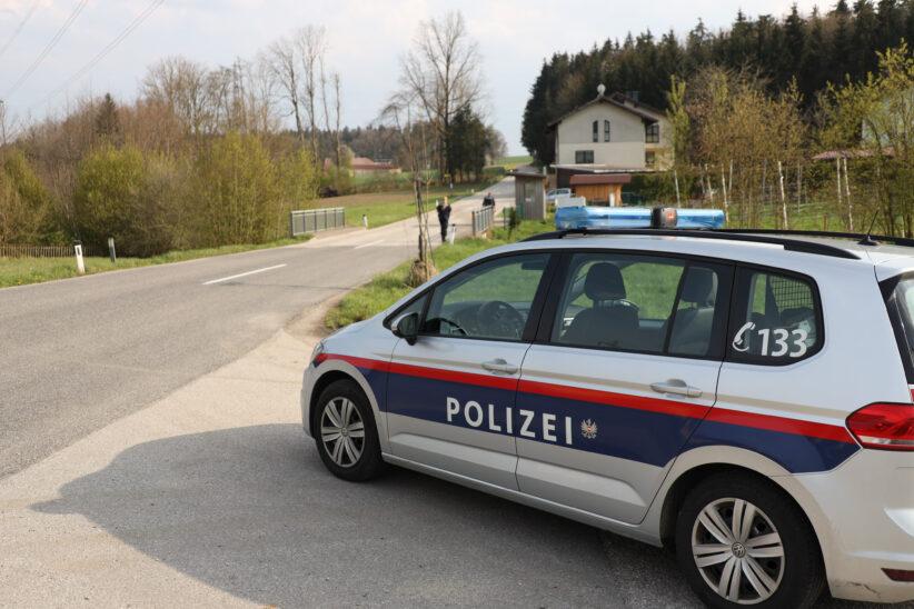 PKW-Lenkerin bei Unfall in Edt bei Lambach leicht verletzt