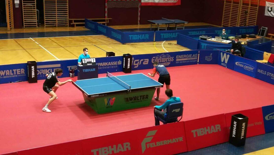 Halbfinal-Aus für Tischtennis-Herren