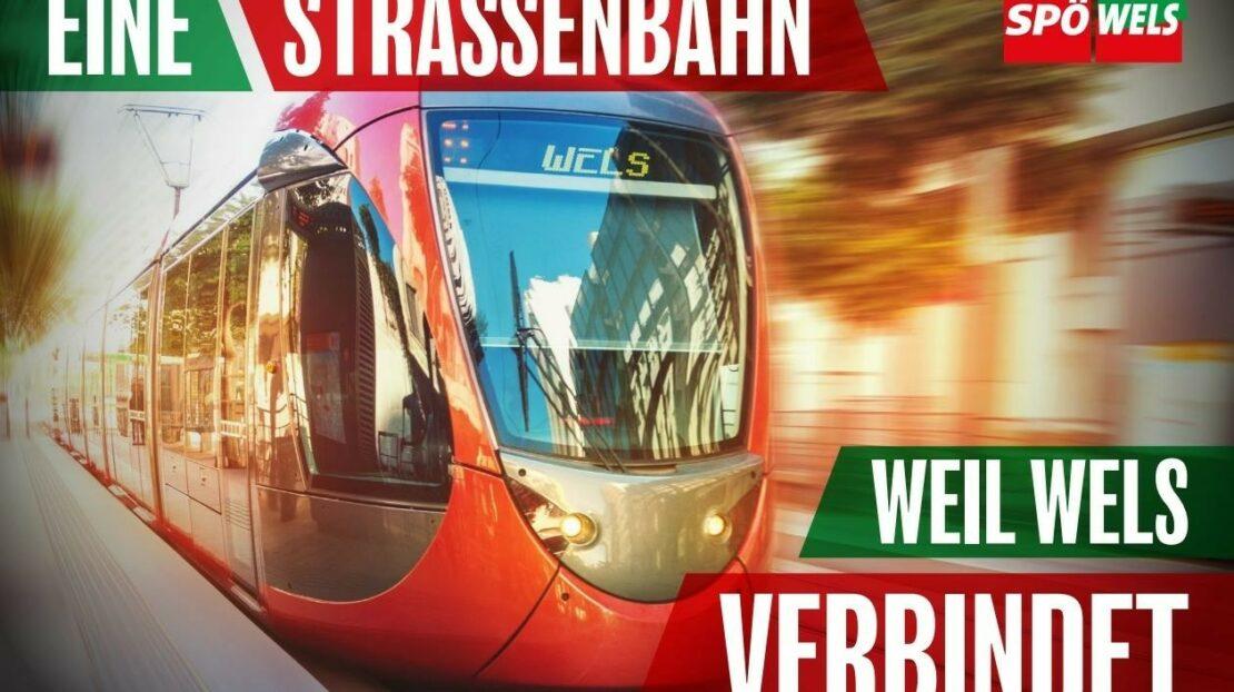 Welser SPÖ will Strassenbahn nach Linz