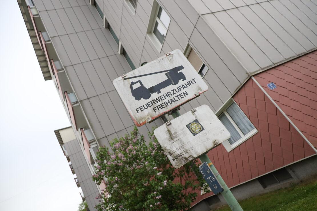 Angebranntes Kochgut und ausgelöster Homemelder führten zu Einsatz der Feuerwehr in Wels-Lichtenegg