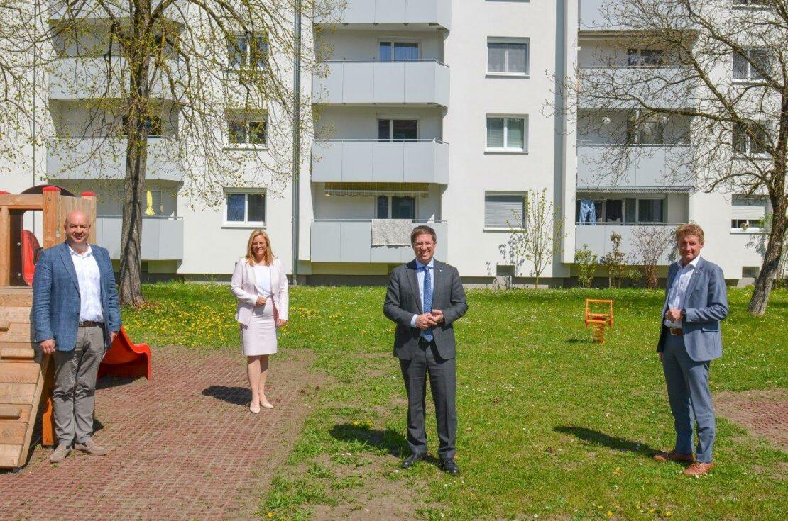 Welser Heimstätte investiert 11,6 Millionen Euro in Sanierung