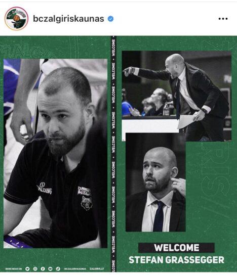 Karrieresprung für Welser Basketball-Coach