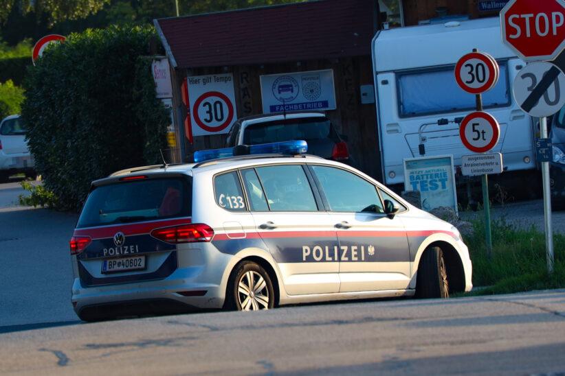 Einsatzkräfte zu Personenrettung nach Wels-Puchberg alarmiert