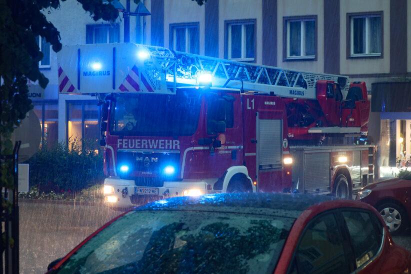 Unwetter trifft Oberösterreich: Über 1.100 Einsätze der Feuerwehren - mehrere Personen gerettet