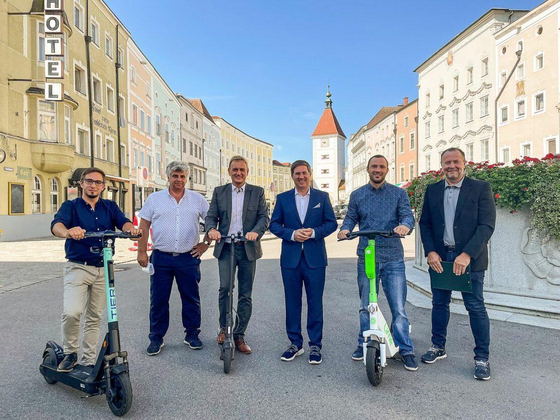 Maßnahmenkatalog nach E-Scooter Gipfel