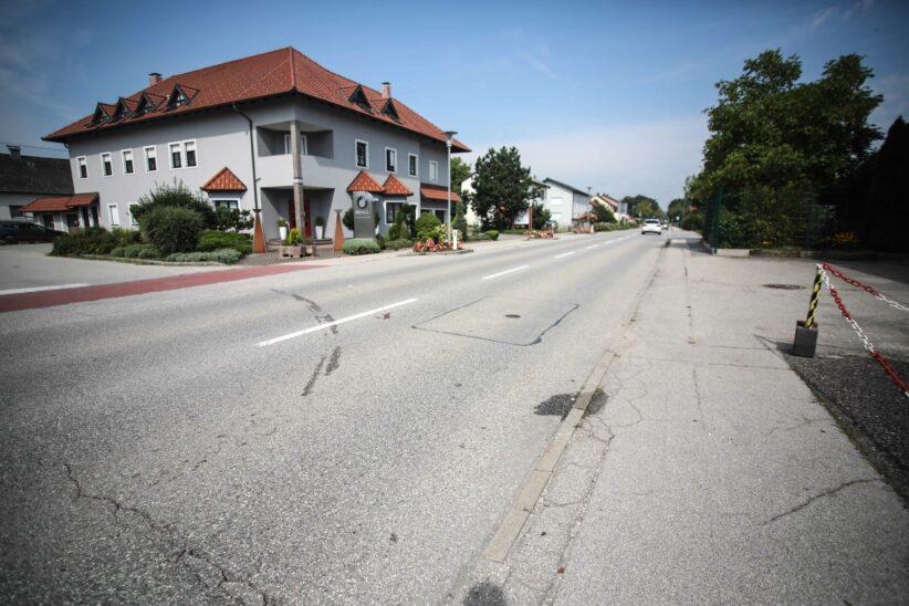Fußgängerin in Marchtrenk von Auto erfasst