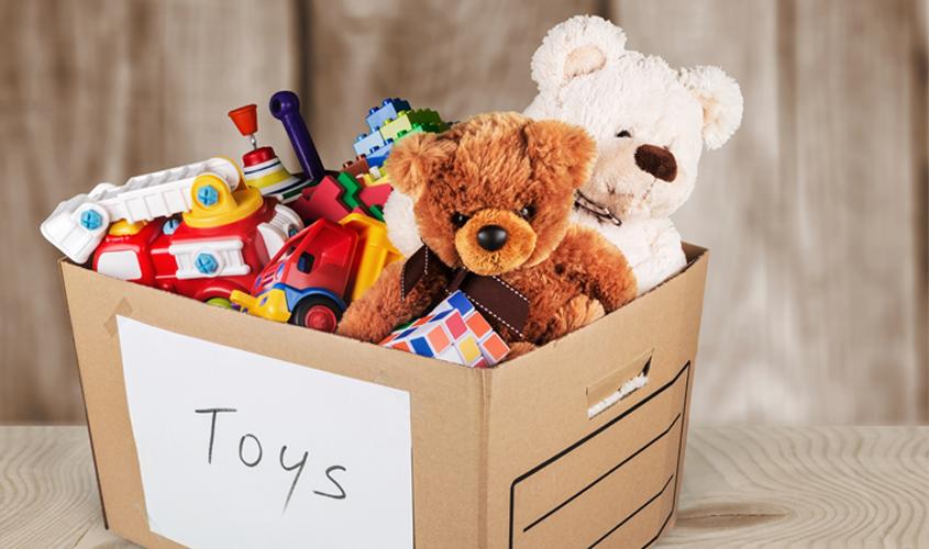 Kinderspielzeug-Flohmarkt im max.center Wels