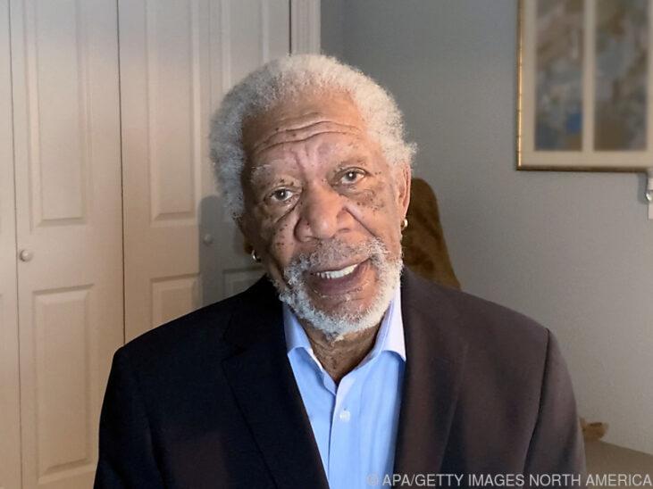 Morgan Freeman (84) dreht neuen Thriller