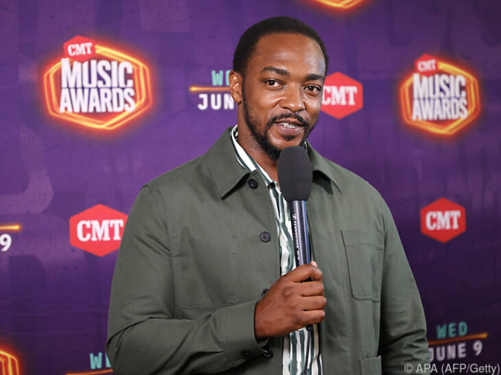 """Anthony Mackie soll in """"Captain America"""" Hauptrolle spielen"""