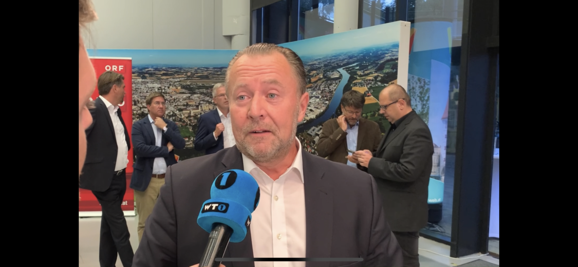 Statement Andreas Weidinger