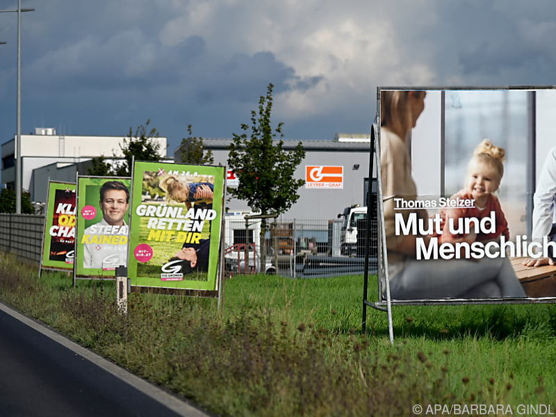 Wahlsieger ÖVP in 426 Gemeinden stärkste Partei