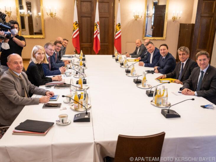 ÖVP entscheidet über Koalitionsgespräche in OÖ