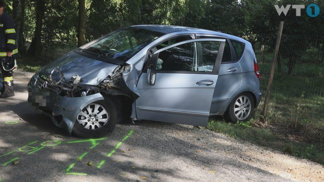 Ein Toter und drei teils Schwerverletzte bei Verkehrsunfall in Buchkirchen
