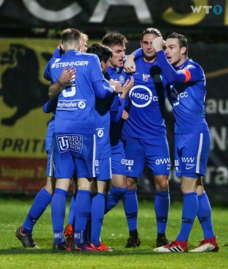Top- Leistung der WSC HOGO Hertha in Gleisdorf. 3:2 Sieg gegen den Vizemeister der vergangenen Saison.