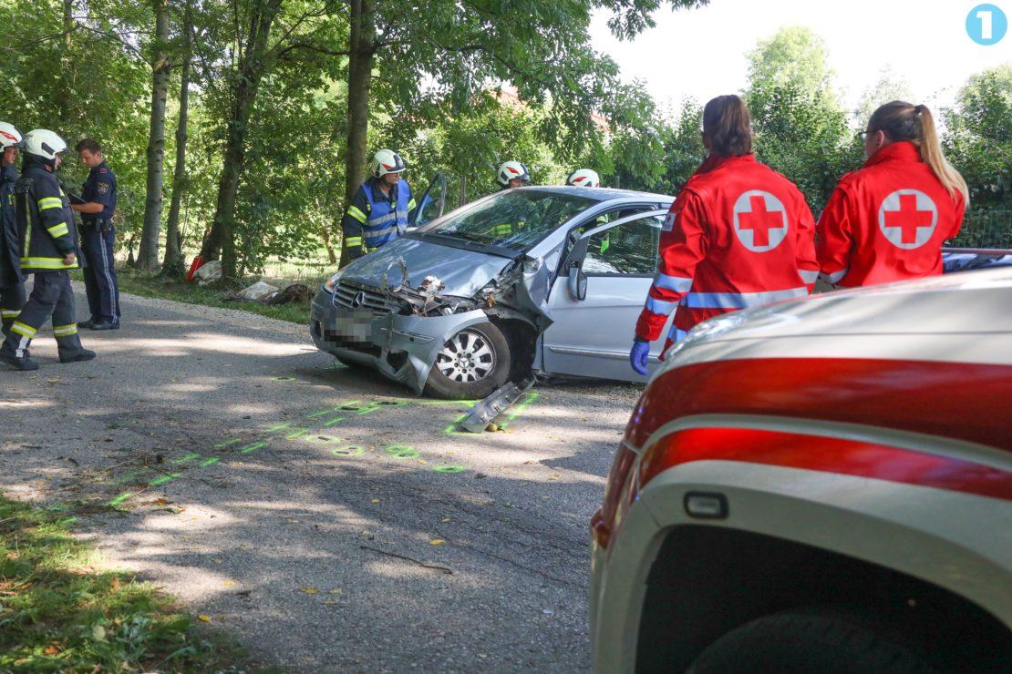 Schwerer Verkehrsunfall in Buchkirchen forderte nun zweites Todesopfer
