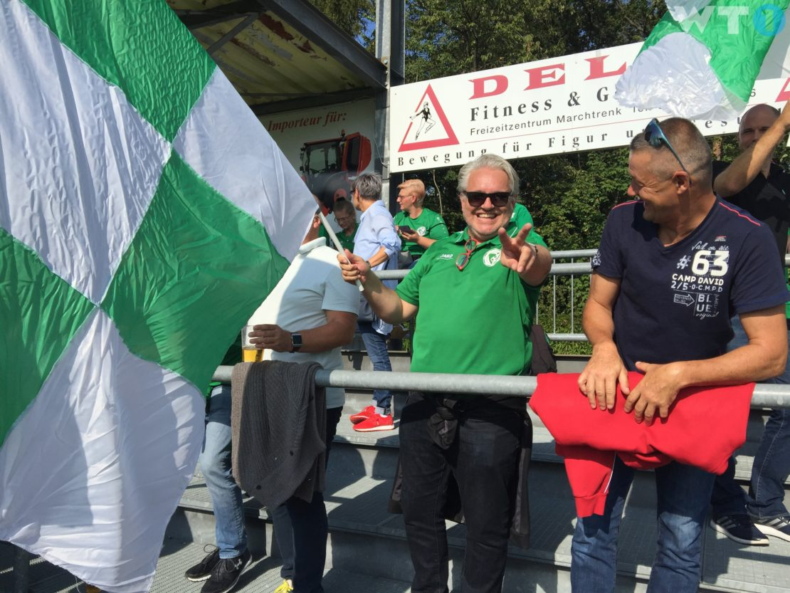 Fussball Derby Marchtrenk