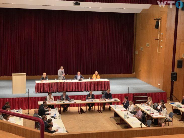 35. Sitzung des Gemeinderates
