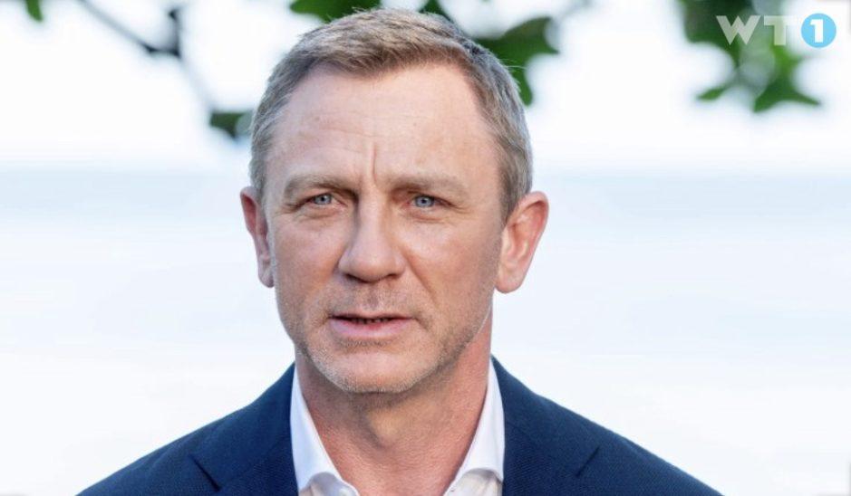 Daniel Craig in Italien im Einsatz