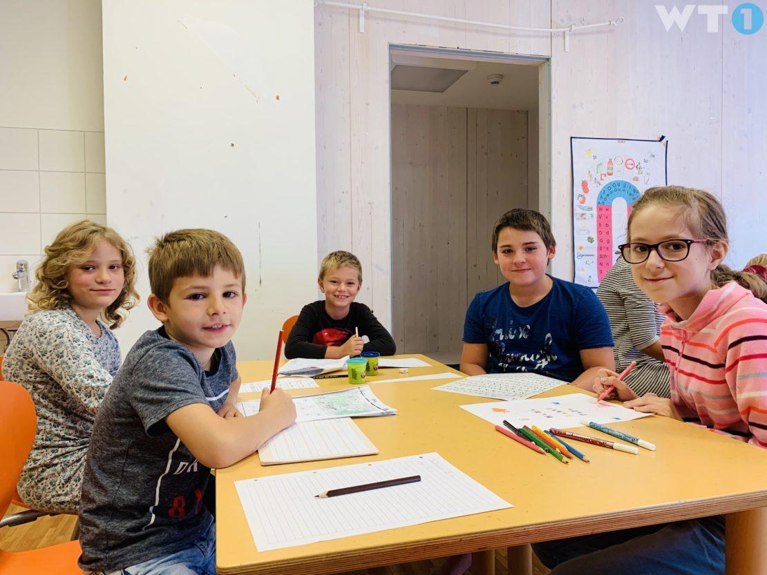 Schulstart in der Da Vinci Akademie