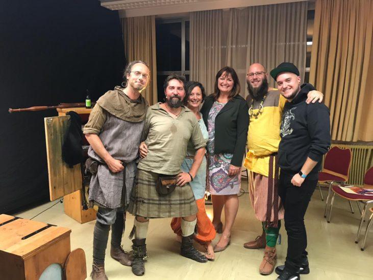 Mittelalterlicher Kleinkunstabend in Marchtrenk